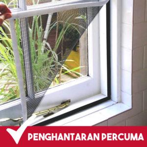 skrin pintu velcro pembekal malaysia