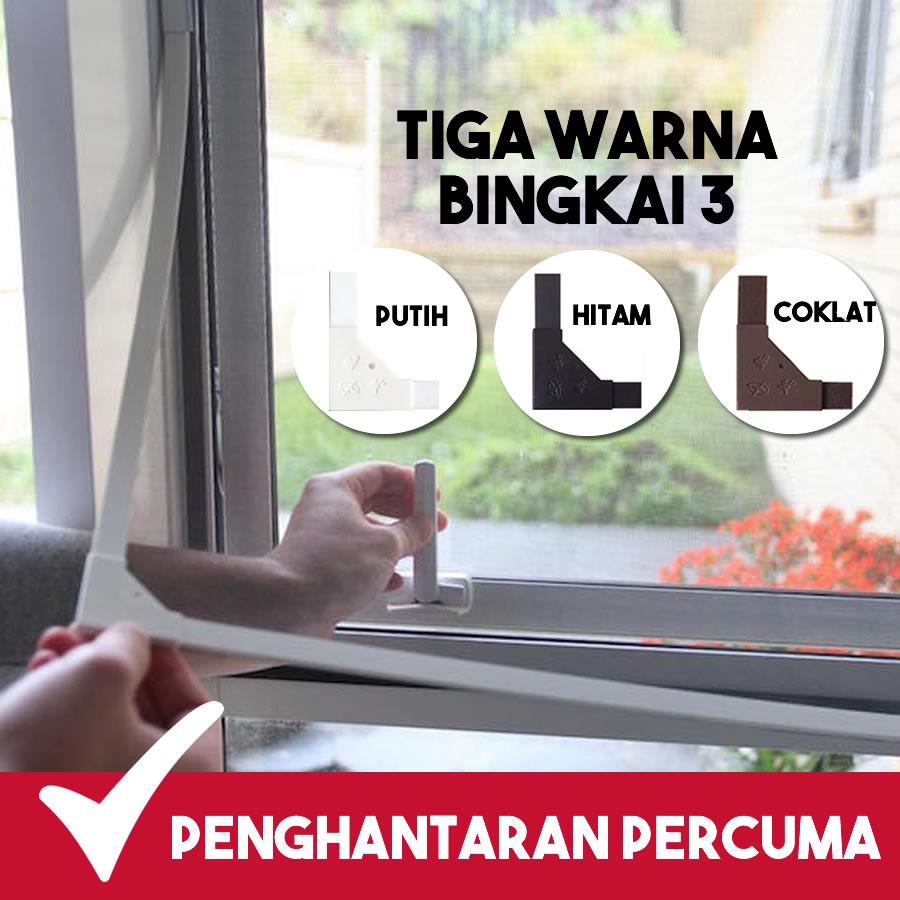 skrin tingkap magnetic kit malaysia